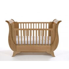 Nestor Sleigh Cot, Eco Available From Harrods In A Multitude Of Finishes