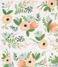 Rifle Paper Co - Wrapping Paper - Wildflower | NoteMaker - Australia's Leading Online Stationery Shop