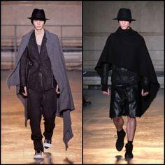 Paris Fashion Week                                          Boris Bidjan Saberi
