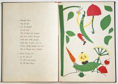 Children's book 2 – Grönsakslandet | Fine Little Day