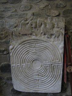 Labyrinth at Pontremoli