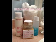 My Skincare Routine - Clarins Review