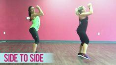 Ariana Grande - Side To Side ft. Nicki Minaj (Dance Fitness with Jessica)