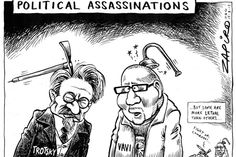 Zapiro: Vavi: A less lethal political assassination - Mail & Guardian