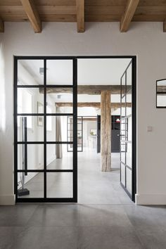 A door is an important and the first part of a house. There is usually one main door in a house and the rest of the doors are for the rooms. Doors are important for the security of any house. Doors Interior, House Design, New Homes, Windows And Doors, House Interior, Modern Farmhouse, House, Interior Architecture, Home