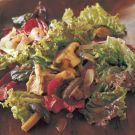 Try the Roasted Mushroom and Shallot Salad with Balsamic Vinaigrette Recipe on williams-sonoma.com