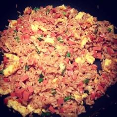 Arroze chaufa ... Peruvian recipes