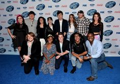 "Dexter Roberts Photos: Fox's ""American Idol XIII"" Finalists Party"