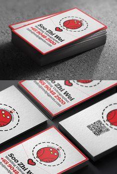 red pigeon studio business card l1 25 Illustration Based Business Card Designs