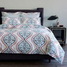 Dwell Studio Mehndi Duvet Cover | Duvets, Quilts & Coverlets | Bedding | Decor | Candelabra, Inc.