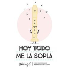 Hoy todo me la sopla #Mr.Wonderful
