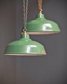 Lámparas industriales retro-3