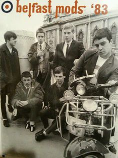 Punks In Parkas added a new photo. Scooters, Retro Scooter, Scooter Girl, Youth Subcultures, Vespa Lambretta, Piaggio Vespa, Teddy Boys, Rude Boy, 60s Mod