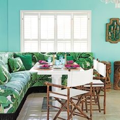 Get Jungle Fever - Our 60 Prettiest Island Rooms - Coastal Living
