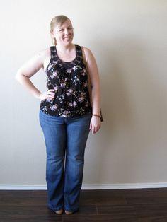 DIY FATSHION: 25x30: PICKING UP THE KEYS--- hot.... fat girls CAN do wide legs!