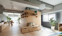 An apartment is the most housing placechoice by many people as it is simpleto manage. However, do you knowabout designing and decoratingsmall apartment even a tiny apartment design? becausesome people said living in the apartment could beboring as we only have a limit space.Now, we have a solution for you ...