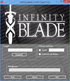 INFINITY BLADE 2 CHEATS AND HACK