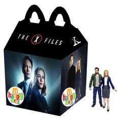 """The X-Files"" Happy Meal"