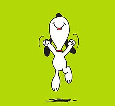 spiderliliez — Welcoming the NEW YEAR with Snoopy's dance. Snoopy Et Woodstock, Snoopy Love, Thank You Snoopy, Snoopy Comics, Snoopy Images, Snoopy Pictures, Peanuts Cartoon, Peanuts Snoopy, Snoopy Videos