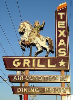 Texas Grill Rosenberg, TX by Seth Gaines, via Flickr