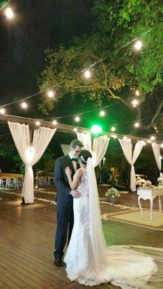 Mini Wedding no Mirante das Águas