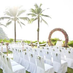 Beach-Side Ceremony - | The Knot