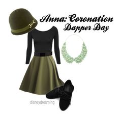 Anna Dapper Day by em-ily-ann on Polyvore featuring polyvore moda style Pull&Bear Ollio ASOS fashion clothing