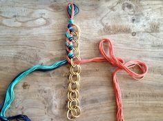 DIY Boho Bracelet Le Monde est a nous 01