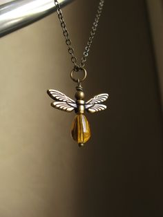 a firefly necklace to pay homage to the best show ever made. christmas is coming....