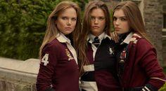 ralph lauren rugby ad | Ralph Lauren Rugby F/W 08.09 : Mia, Travis, Kerry, Simon & Amanda ...