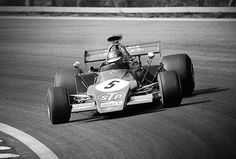 Missed the apex! Ronnie Peterson, March Ford