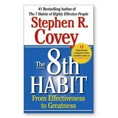 The 8th Habit - Stephen R. Covey