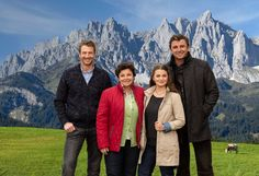A hegyi doktor - Újra rendel (Der Bergdoktor): 2008-2016 Német televíziós sorozat 100 részes