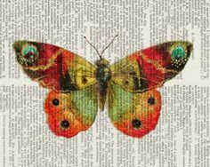 MI BAUL DEL DECOUPAGE: JEAN CODY. La letrada ilustración.