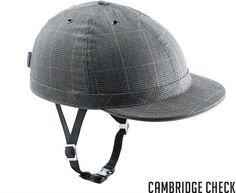 Yakkay Helmet - Cambridge Check