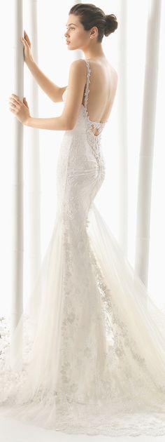 Rosa Clara 2016 wedding dress