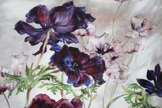 Claire Basler - Contemporary Artist - Flowers - 051