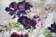 Claire Basler - Contemporary Artist - Flowers - 051