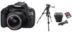 #Canon #EOS1200D 18.55mm Lens Kit (18 Megapixel DSLR Camera Black)+#Tripod Price: 1149 AED #onlinedealsuae #mydubai #dubai #onlineshopping