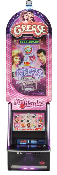 Pretty in Pink! Grease Pink Ladies now at #riverrockcasino! #ballys never fails to bring the best!