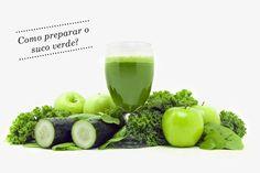 Sumo verde acelerador de metabolismo