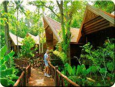 Marina Phuket Resort Phuket Resorts, Hotels And Resorts, Jungle Room, Luxury Accommodation, Honeymoon Destinations, Thailand Travel, Weekend Getaways, Garden Bridge, Southeast Asia
