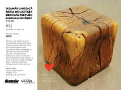 Romanian Design Auction, Feb at Intercontinental Event Organization, Auction, Events, Design, Happenings, Design Comics