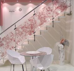 So sweet floral interior design inspiration with the Deko collection by Cast