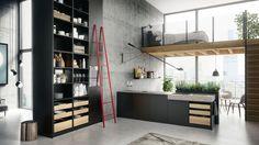 Rangements ouverts ou fermés dans la cuisine - Comment choisir ? - SieMatic France  http://www.siematic-tendancescuisine.fr/nc/tendances-design-evenements/news-single-view/news/rangements-ouverts-dans-la-cuisine.html