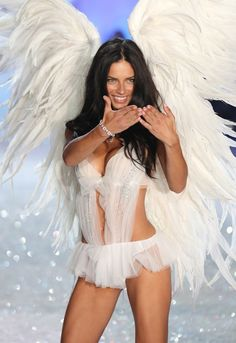 More Celebrity News & Stories: http://www.celebrity-juice.com/victorias-secret-fashion-show-2014-goes-to-london/