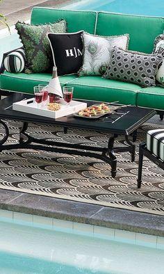 Home-Styling   Ana Antunes: 5 Tips on how to decorate your outdoors - 5 Dicas em como decorar o seu espaço esterior.
