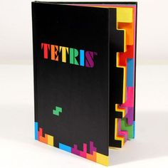 Fancy - Tetris Notebook