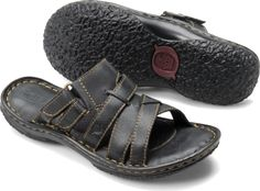 ee60d30592ee Born Womens Panga in Black  90 Born Shoes