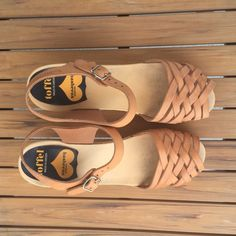 Swedish Hasbeen Sandals Almost new Swedish hasbeen sandals Shoes Sandals Swedish Hasbeens, Fashion Tips, Fashion Design, Fashion Trends, Shoes Sandals, Accessories, Things To Sell, Style, Stylus